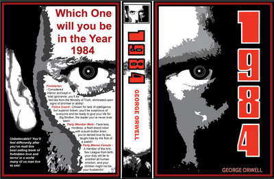 an analysis of the problems of citizens in 1984 by george orwell Propaganda on 1984 by george orwell introduction at the time of authoring the book 'propaganda on 1984', george orwell was concerned by world affairs that were taking shape around the world such as communism and government control over the lives of people.